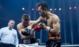 Nonito Donaire vs Ryan Burnett