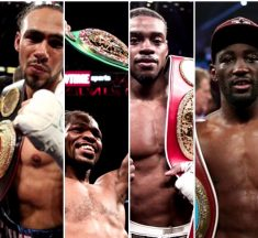 The Boxing Fan's 2019 Wish List (Part 2)