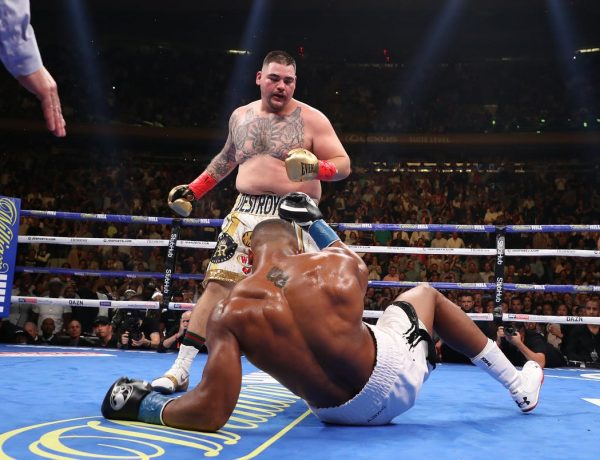 Andy Ruiz Jr. Upsets Anthony Joshua, Flipping the Script for the Heavyweight Division