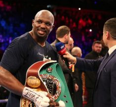 Talking Point: Why it's fair for people to question handling of Dillian Whyte doping situation