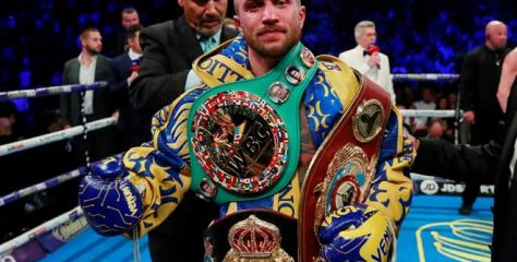 Lomachenko Unifies and Entertains Against Quality Luke Campbell