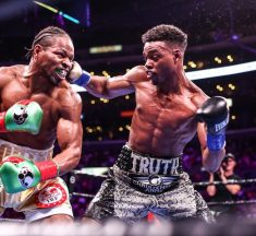 Errol Spence Unifies Welterweight Titles Against Shawn Porter in FOTY Contender