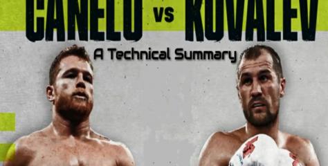 """Off The Hook Presents – """"Canelo VS Kovalev: A Technical Summary"""""""