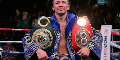 Golovkin Defeats Derevyanchenko in Razor-Close Unanimous Decision