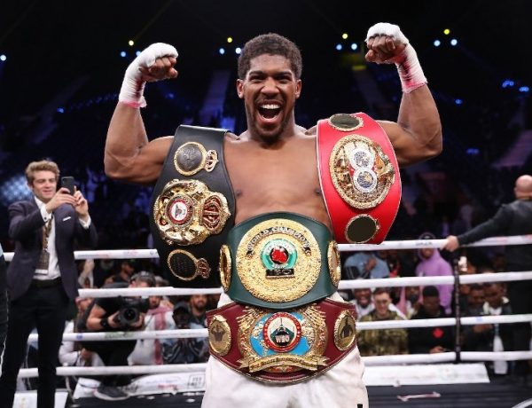 Anthony Joshua Outboxes Andy Ruiz Jr., Regains Championship Belts