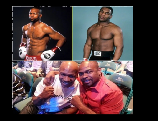 Mike Tyson to Fight Roy Jones Jr. in Exhibition