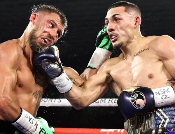 Lopez Outpoints Lomachenko in a Classic Unification Battle