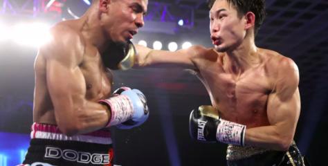 Nakatani Upsets Verdejo in Thrilling Comeback KO
