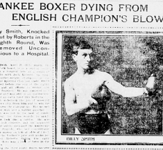 JACK ROBERTS VS. BILLY SMITH: THE FIGHT THAT PUT BOXING ON TRIAL 120 YEARS AGO