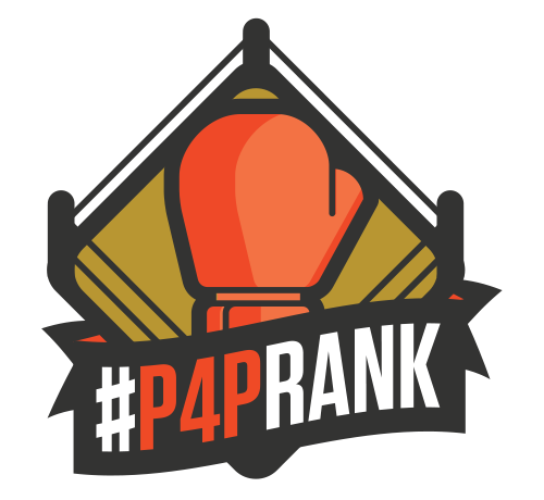 Off the Hook's P4P Rankings