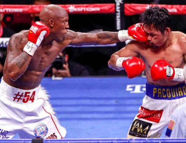 Ugas Upsets Pacquiao, Retains WBA belt