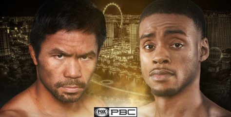 Off the Hook Boxing Presents Pacquiao VS Spence: A Technical Summary