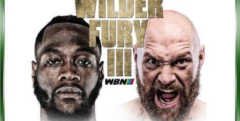 Posters Predict: Fury vs Wilder 3