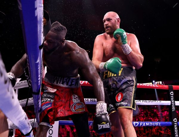 Fury KO's Wilder in All-Time Classic Ending to Trilogy